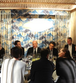 Beacon Hill Introduces Floating World Collection at DIFFA's Annual Dining by Design