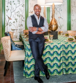 Beacon Hill Introduces Maravilha Collection at DIFFA's Annual Dining By Design