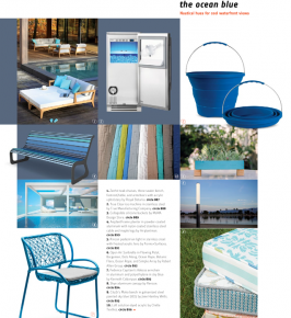 Interior Design Spring Market Edition 2015: Botanical Color & Open Air Collections