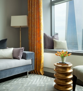 Robert Allen Featured in Multiple Rooms at the Lenox Hill Designer Showhouse in New York City