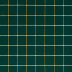 Helios Plaid | Billiard Green