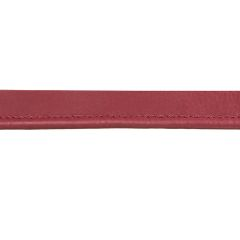 Leather Cord | Classic Crimson