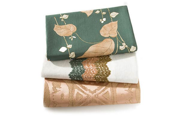 Tea Brass Patina Multi Purpose Fabrics