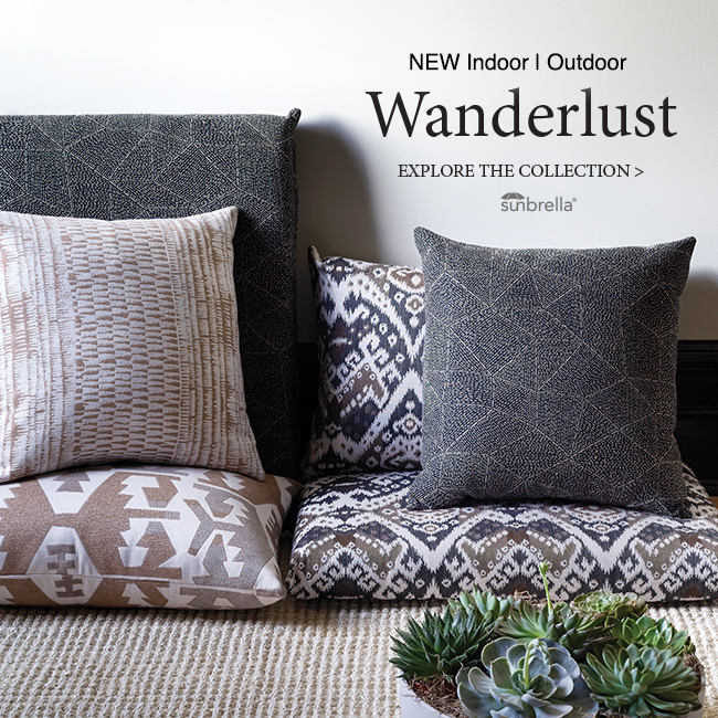 Wanderlust  Fabric  Collection