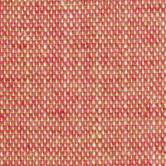 Linen Canvas Lacquer Red Fabric
