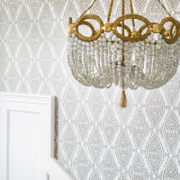Paperback Wall Covering