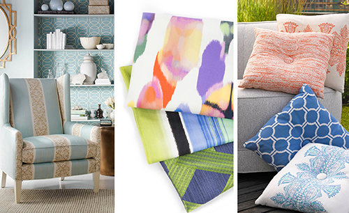 Robert Allen New Fabric Collections