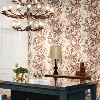Paperbacked Wall Coverings