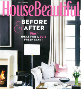 House Beautiful February 2018
