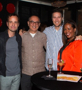 LA Hot Spot Celebrates the Launch of Beacon Hill's Floating World Collection