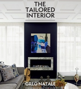 The Tailored Interior by Greg Natale: Sedona Ikat, Perspective, Composition