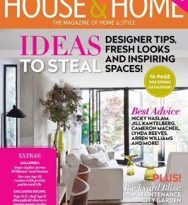 House & Home June 2015: Folkland