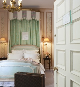 A Honeymoon in Paris Suite at Holiday House NYC