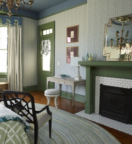 Pandora's Manor Gets a Madcap Cottage Makeover