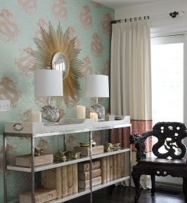 Watch Hill Beach House by Kellie Burke Interiors
