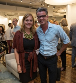 Robert Allen Celebrates a Newly Renovated Showroom in New York City