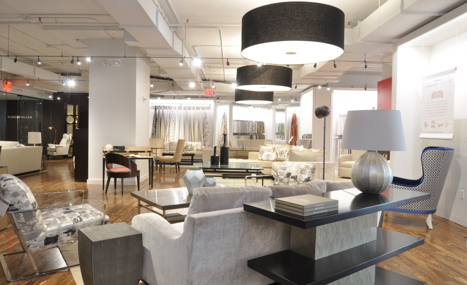 Exceptionnel Robert Allen Celebrates A Newly Renovated Showroom In New York City