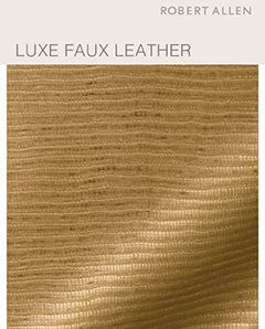 Luxe Faux Leather