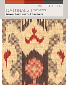 Naturals: Sienna, Red Earth, Graphite