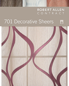 701 Decorative Sheers