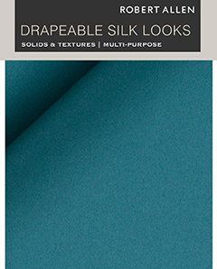 Drapeable Silk Looks