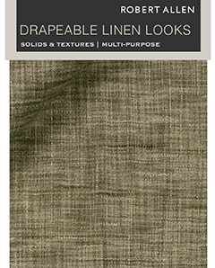 Drapeable Linen Looks