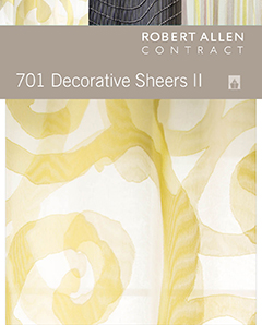 701 Decorative Sheers II
