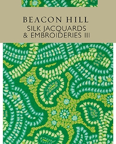 Silk Jacquards & Embroideries III