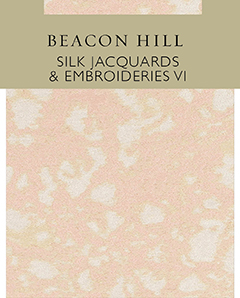 Silk Jacquards & Embroideries VI