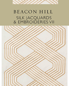 Silk Jacquards & Embroideries VII