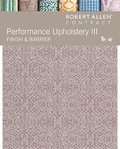 Performance Upholstery III