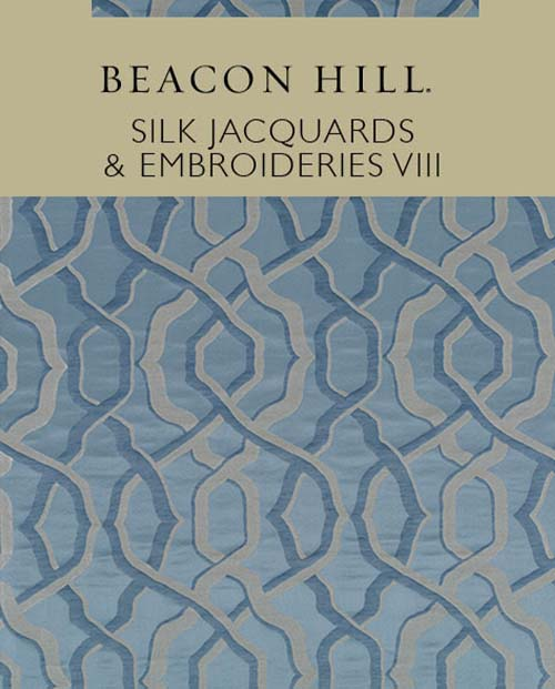 Silk Jacquards & Embroideries Viii