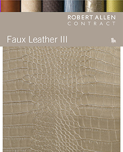 Faux Leather III