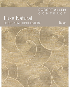 Luxe Natural Upholstery