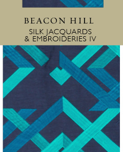 Beacon Hill Silk Jacquards & Embroideries IV