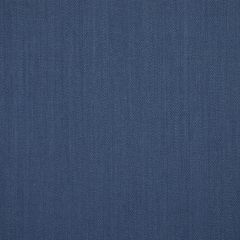Wool Sateen | Indigo