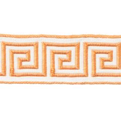 Greek Key Braid | Saffron