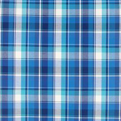 Madras Plaid | Azure