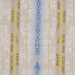 Aiden Damask | Gold Porcelain