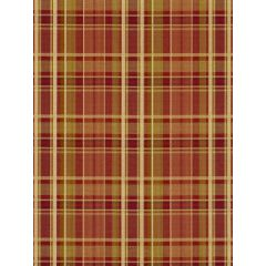 Hudson Plaid | Paprika