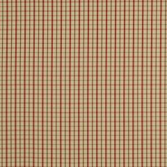 Party Plaid | Crimson