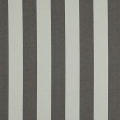 Oversize Stripe | Charcoal