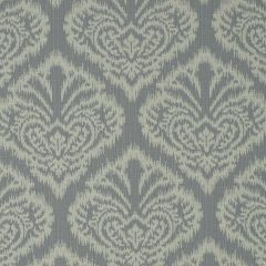 Ikat Damask | Pewter
