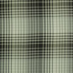 Luxe Plaid | Cinder Ivory