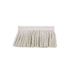 Bullion Brush Fringe | Ice