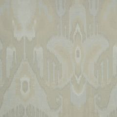 Brushed Ikat | Silver