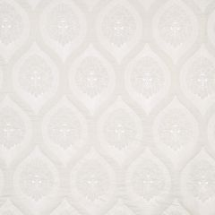 Quilted Scroll | Snow