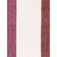Lotus Stripe | Magenta Red