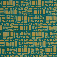 Gridded Maze | Turquoise