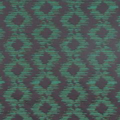 Abstract Ikat | Emerald